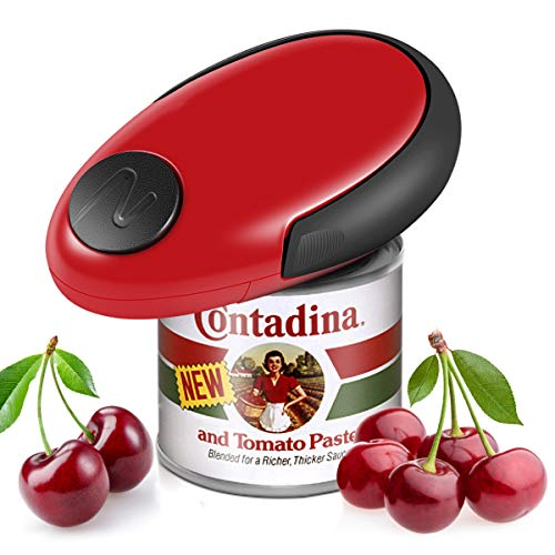 Electric Can Opener, Restaurant Can Opener, Full - Automatic Hands Free Can Opener, Chef's Best Choice