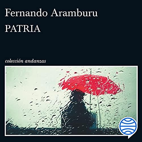 Diseño de la portada del título Patria