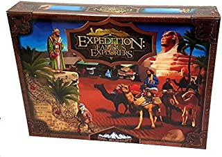 8th Summit Expedition: Famous Explorers