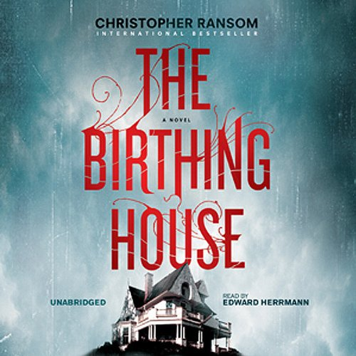 The Birthing House audiobook cover art