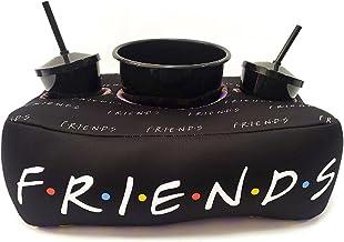 Almofada Porta Pipoca com 1 Balde + 2 Copos - ISOPRENE - Friends