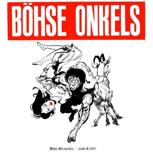 Böhse Onkelz - Böse Menschen - Böse Lieder - Rock-O-Rama Records - RRR.48