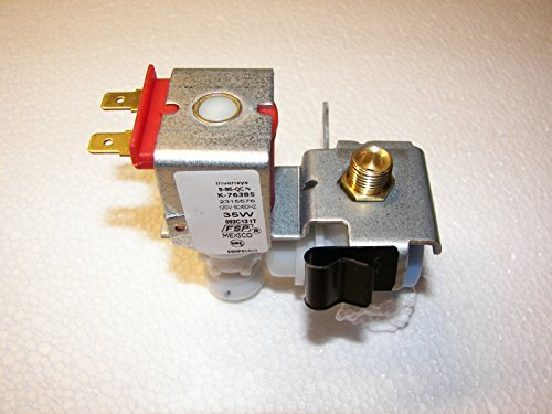 FSP Invensys Universal Refrigerator Ice Maker Water Valve 2315576, S-86-QC N by FSP