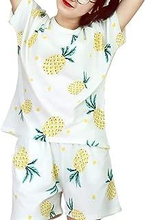 Best pineapple pajama shorts Reviews