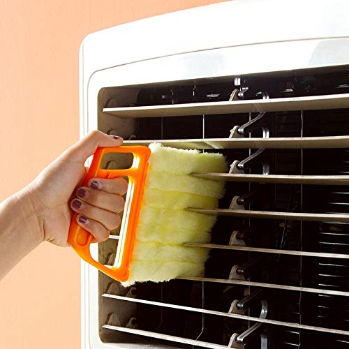 Kitchen Tools Latest Best Kitchen Tools 2020 Microfiber Blinds Cleaning Brush Slat Dust Cleaner Clip Window Air Conditioner Duster, Kitchen Tools and Gadgets