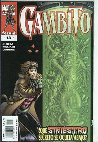 Gambito volumen 3 numero 13