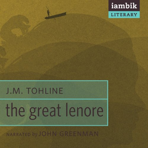 The Great Lenore audiobook cover art