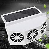 Aire Acondicionado Portatil Energía solar Vehículo de escape...
