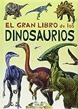 Distripubli-El Gran Libro de los Dinosaurios 26x20cm 200 pag, Multicolor (01414)