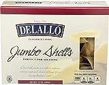 Delallo, Jumbo Shells, 12 Ounce
