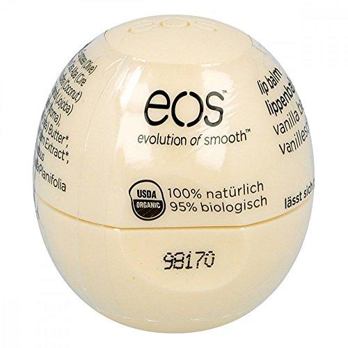 EOS Organic Lip Balm vanilla bean Shrink 1 St