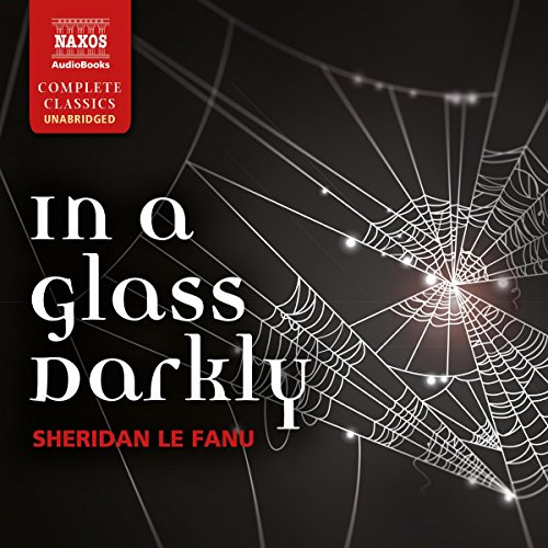 In a Glass Darkly audiobook cover art