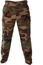 Propper Genuine Gear BDU Trousers, 60/40 Cot/Pol, Made in Haiti, Woodland Camo - 3XL,