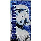 Star Wars Toalla 100% algodón, Multicolor, 70 x 140 cm