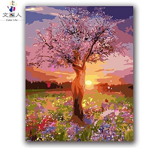 Puzzle 1000 piezas El poder del arte del árbol de la vida puzzle 1000 piezas animales Rompecabezas de juguete de descompresión intelectual educativo divertido juego familiar p50x75cm(20x30inch)