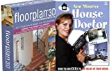 FloorPlan 3D Home Design Suite 8.0 & House Doctor Book inc. free Home Software Pack -