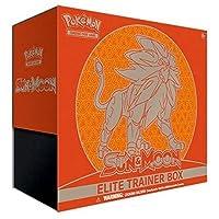 Pokemon Sun & Moon Random Elite Trainer Box
