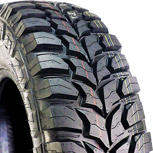 Crosswind M/T Mud Radial Tire-LT285/55R20 122/119Q LRE 10-Ply