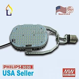 (1 Pack) LED Retrofit Kit Light Road Street Light shoebox 100W Parking lot lamp Using SMD3030 AC100-277V