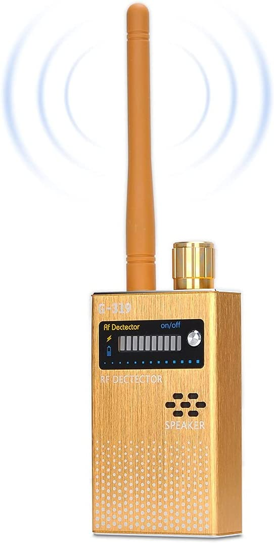 Anti-Spy Detector Bug COVVY Signal Some reservation RF Wireless NEW before selling