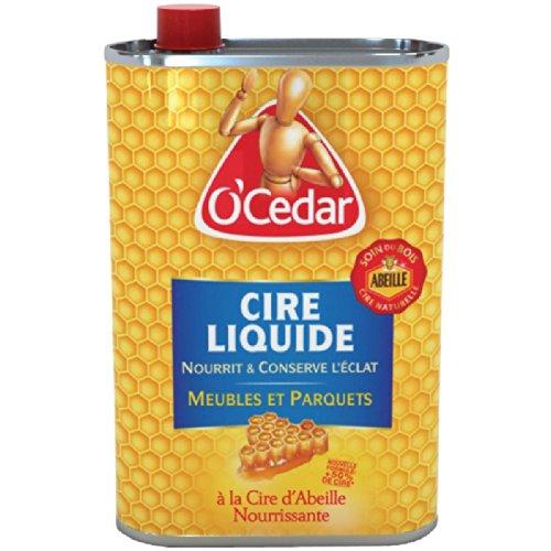 JEX O-CEDAR CIRE LIQUIDE 750ML