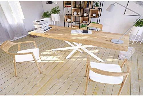 Equipo de vida Escritorio de computadora Oficina moderna Soporte de hierro Mesa de conferencias Escritorio para niños del hogar Mesa de trabajo Utilizada en la sala de estar Sala de estudio Sala de