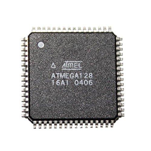 Prozessor Atmel Atmega128-16AI 64pol. SMD ; Atmel