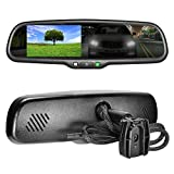 """Review of Master Tailgaters OEM Rear View Mirror with 4.3"""" Auto Adjusting Brightness LCD + Auto Dimming Mirror - Universal Fit"""