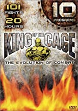 King of the Cage: Evolution of Combat [Reino Unido] [DVD]