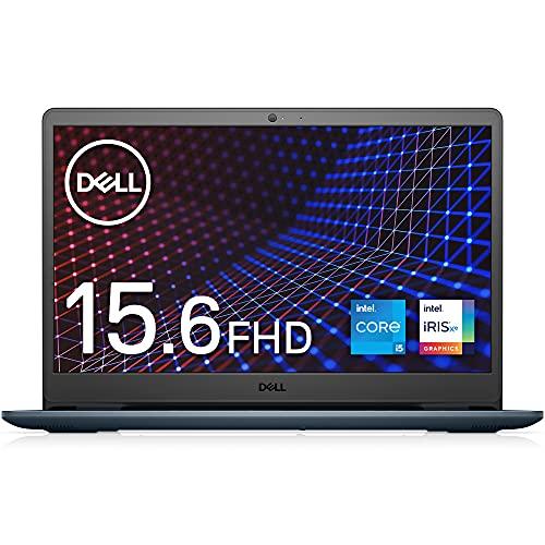 Dell ノートパソコン Inspiron 15 3501 ブルー Win10/15.6FHD/Core i5-1135G7/8GB/256GB/Webカメラ/無線LAN NI355A-AWLQB【Windows 11 無料アップグレード対応】