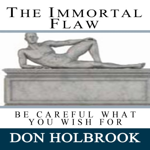 The Immortal Flaw audiobook cover art