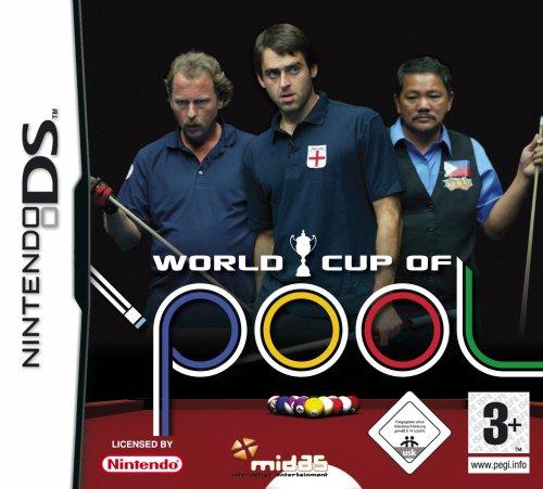 World Cup of Pool (Nintendo DS) [Edizione: Regno Unito]