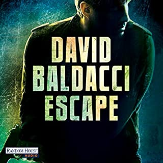 Escape     John Puller 3              By:                                                                                                                                 David Baldacci                               Narrated by:                                                                                                                                 Dietmar Wunder                      Length: 14 hrs and 36 mins     1 rating     Overall 3.0