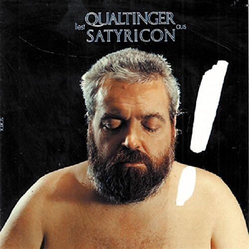 Qualtinger liest aus Satyricon audiobook cover art