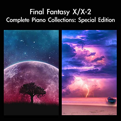 Yuna's Decision: Piano Collections Version (From 'Final Fantasy X') [For Piano Solo]