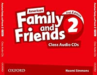 American Family and Friends: Level Two: Class Audio CDs: Supporting all teachers, developing every child