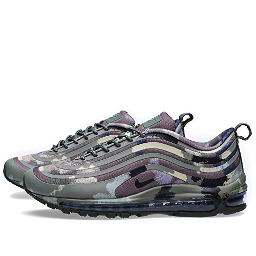 Nike Air Max 97 Camo Dark Khaki/Golden Tussah Camo Trainer (42.5 EUR)