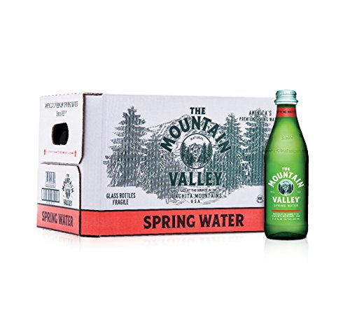 333 ML Glass Spring Water