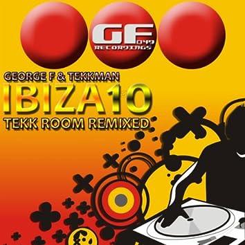 IBIZA 2010 TEKK ROOM REMIXED