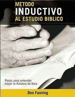 Best metodo de estudio biblico inductivo Reviews