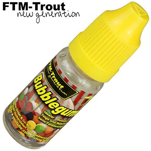 FTM Bubblegumöl 10ml - Lockstoff für Forellen