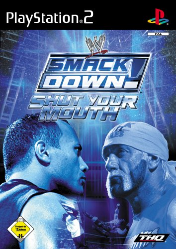 WWE Smackdown 4 - Shut your Mouth [Platinum]
