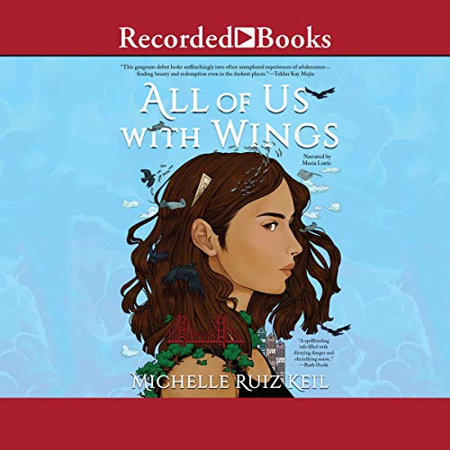 All of Us with Wings audiobook cover art