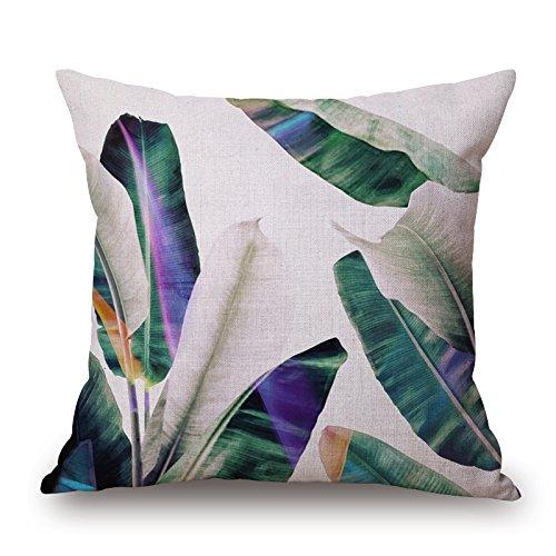 Decoratieve kussensloop bedrukken ruimte kussenhoes woning sofa setzetten katoen linnen 45x45 cm