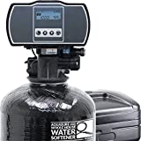 Aquasure Harmony Series Whole House Water Softener with High Efficiency Digital Metered Control Head (32,000 Grains)