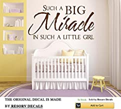 Best such a big miracle in such a little girl Reviews