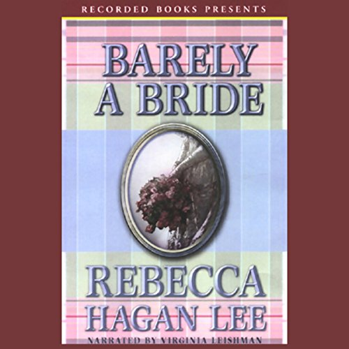Barely a Bride audiobook cover art