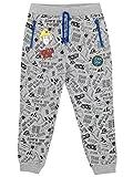 Sam el Bombero - Pantalón de Sudadera para Niños - Fireman Sam - 18-24 Meses