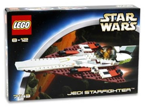 LEGO 7143 - Star Wars Jedi Starfighter TM, 138...