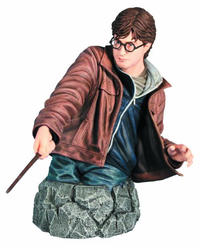 Gentle Giant Studios Harry Potter and The Deathly Hallows: Harry Potter Mini-Bust image